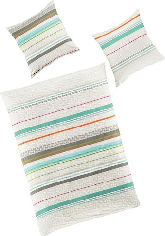 BIERBAUM Bettwäsche »Easy Stripes«, mit Streifen kaufen