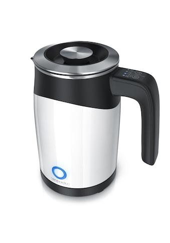 Arendo Mini Reise Wasserkocher mit wählbarer Temperatureinstellung kaufen