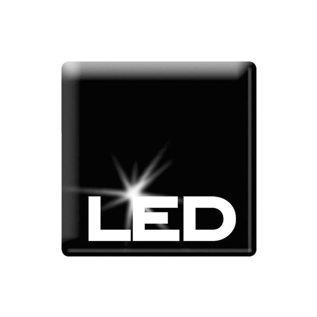 näve LED Tischleuchte, 2 er Set: Höhe 45 cm + 60 cm, In- und Outdoor geeignet