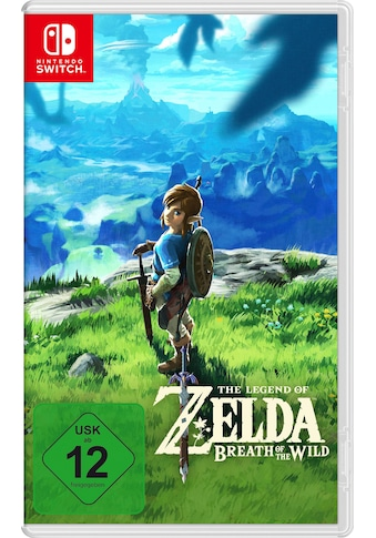 Nintendo Switch Spiel »The Legend of Zelda: Breath of the Wild«, Nintendo Switch kaufen