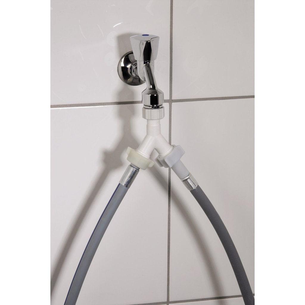 Xavax Y-Verteiler Zulaufschlauch, Nylon