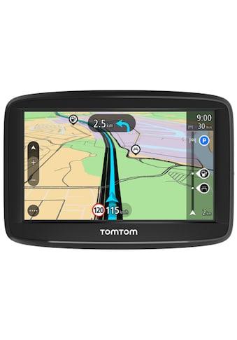 TomTom Navigationsgerät »Start 42 EU T«, (Europa (48 Länder), Navigationsgerät kaufen
