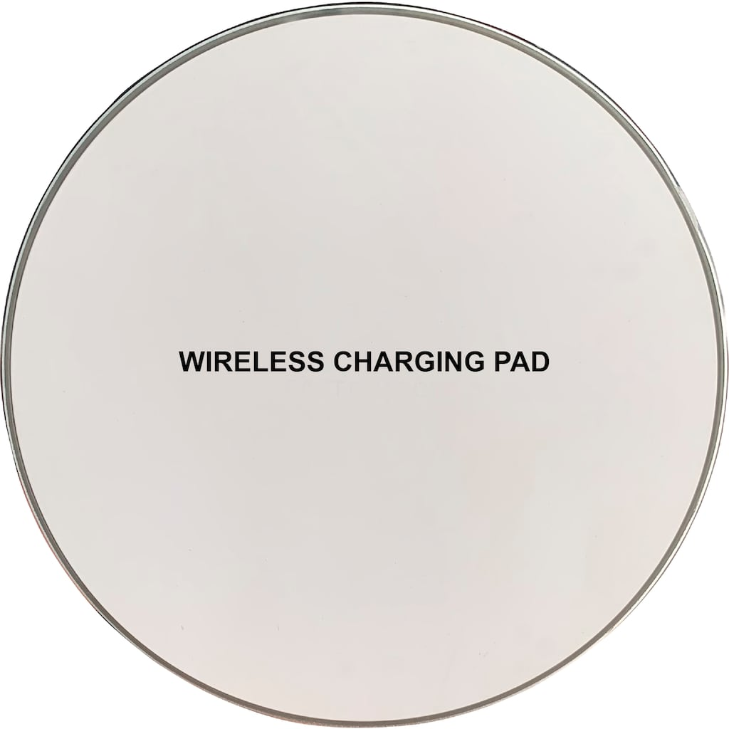 Denver wireless In-Ear-Kopfhörer »TWQ-40P«, Bluetooth, + QI Ladepad