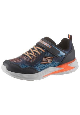 Skechers Kids Sneaker »Blinkschuh Erupters III«, mit Klettverschluss und Gummiband kaufen