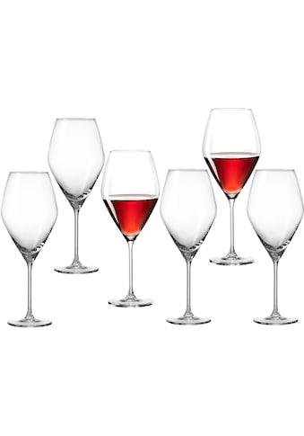 Ritzenhoff & Breker Portweinglas »Salsa«, (Set, 6 tlg.), (Burgunderglas), robust und... kaufen