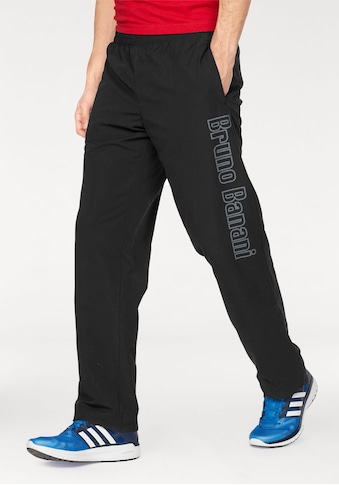 Bruno Banani Sporthose, mit verstellbarem Hosensaum kaufen