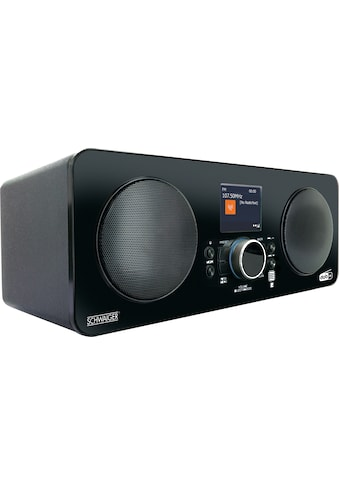 Schwaiger Internetradio Digital Radio DAB/DAB+ mit UKW DAB Empfang kaufen
