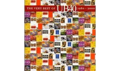 Musik-CD »VERY BEST OF 1980-2000, TH / UB40« kaufen
