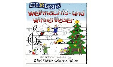 Musik-CD »30 Besten Weihnachts-Und / SOMMERLAND,SIMONE & GLUECK« kaufen