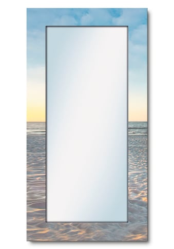 Artland Wandspiegel »Ostsee7 - Strandkorb«, gerahmter Ganzkörperspiegel mit... kaufen