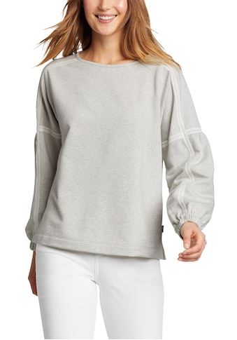 Eddie Bauer Sweatshirt, Cozy Camp Sweasthirt mit Spitzenband kaufen