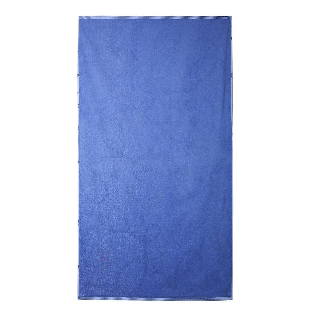Codello Handtuch mit maritimen Motiven