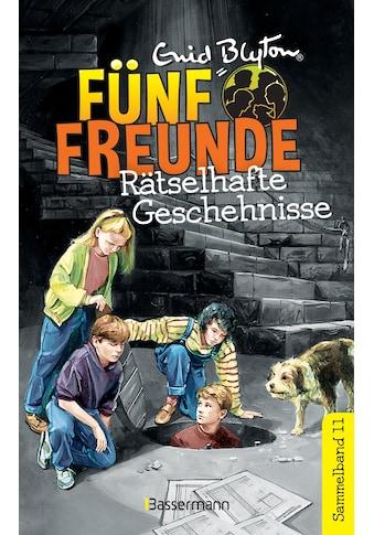Buch »Fünf Freunde - Rätselhafte Geschehnisse - DB 11 / Enid Blyton« kaufen