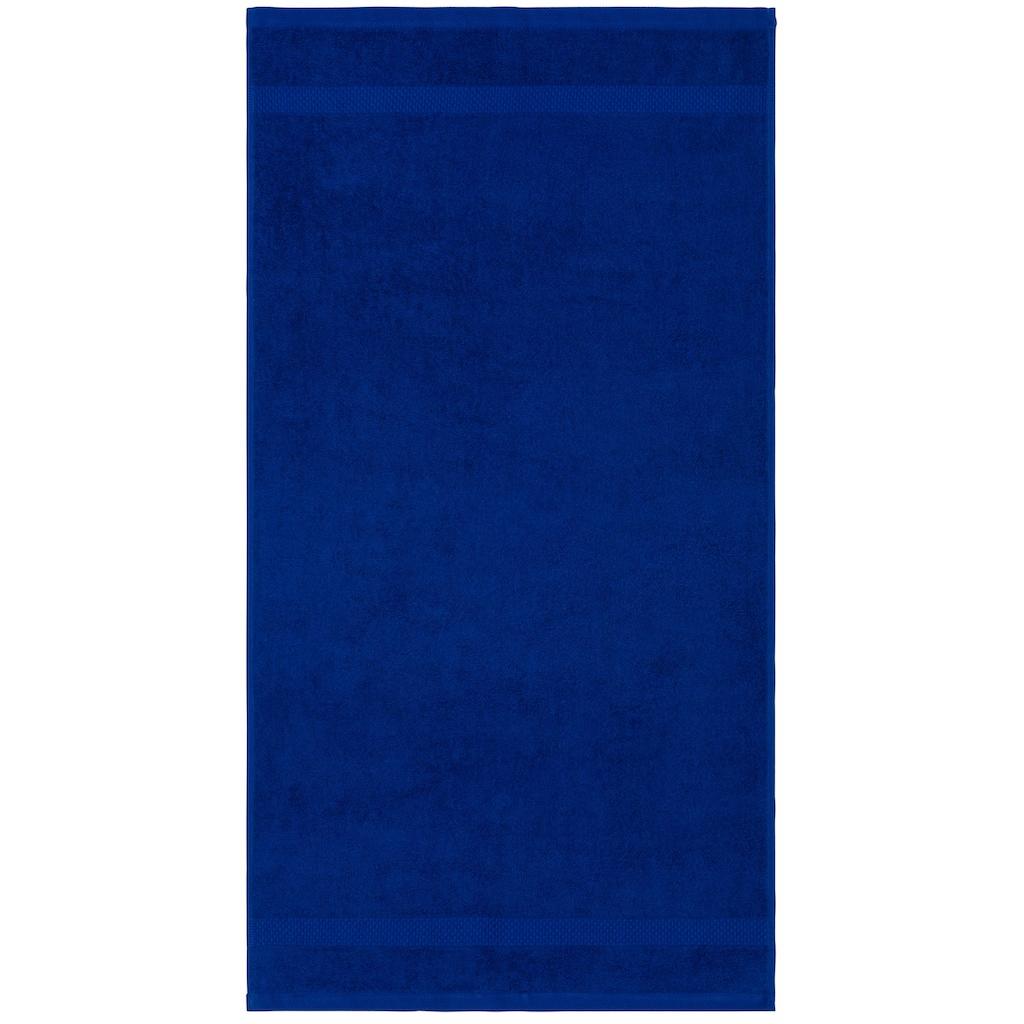 Dyckhoff Handtücher »Planet«, (6 St.), aus reiner Bio-Baumwolle (2 Stück oder 6 Stück)