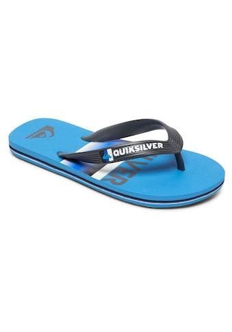 Quiksilver Sandale »Molokai Slab« kaufen