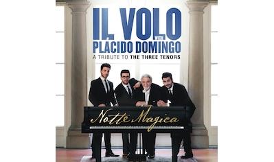 Musik-CD »Notte Magica - A Tribute to The Three Tenors (Live / Il Volo« kaufen