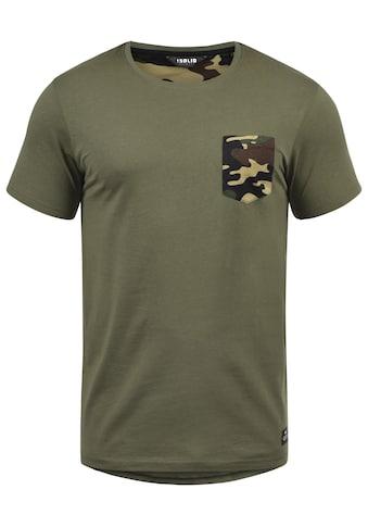 Solid Rundhalsshirt »Calvin« kaufen