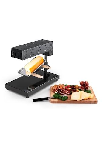 Klarstein Traditioneller Käse-Raclette-Grill Tischgrill Standgrill 600W kaufen
