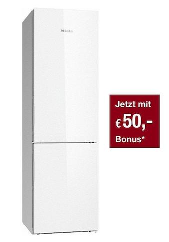 Stand - Kühl - Gefrierkombination, Miele, »KFN 29683 D brws XL Glas« kaufen