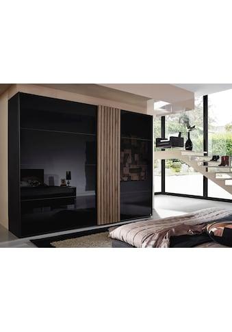 rauch BLACK Schwebetürenschrank »Tegio«, mit Holzdekoraufleistung kaufen