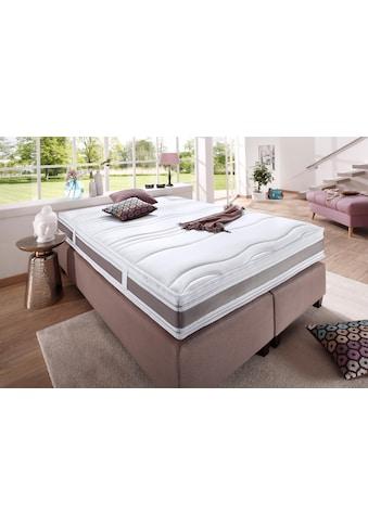 fan Schlafkomfort Exklusiv Taschenfederkernmatratze »Punktoflex De Luxe T«, 22 cm cm... kaufen