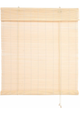 Liedeco Seitenzugrollo »Bambus«, Lichtschutz, Bambusrollo kaufen