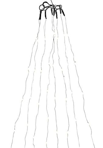 STAR TRADING LED-Lichterkette, Draht-Baumvorhang mit 208 LEDs kaufen