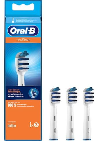 Oral B Aufsteckbürsten »TriZone« kaufen