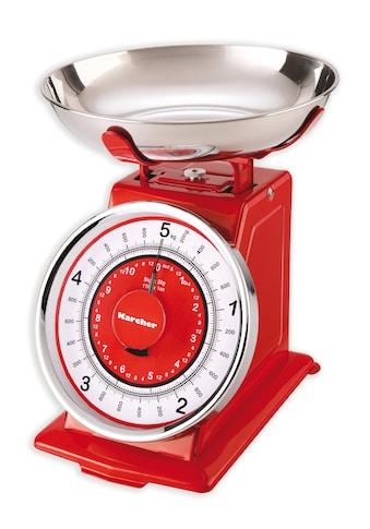 """Karcher Küchenwaage """"WAK 812"""" kaufen"""