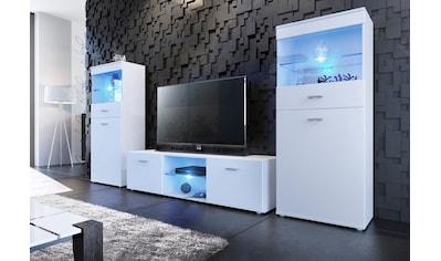 borchardt Möbel Wohnwand »Wand« (Set, 3 - tlg) kaufen