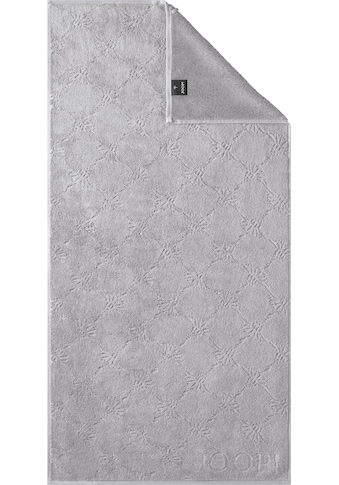 Joop! Handtücher »JOOP! UNI-CORNFLOWER«, (2 St.), mit Kornblumen-Muster kaufen