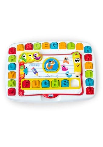 Chicco Lernspielzeug »Lern- & Lese-Schreibtafel« kaufen