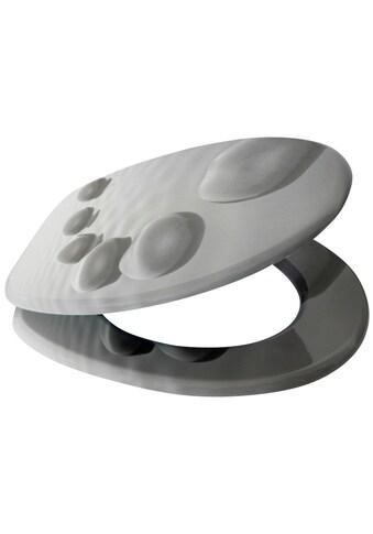 SANILO WC - Sitz »Black Stones« kaufen