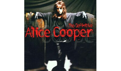 Musik-CD »The Definitive Alice / Cooper,Alice« kaufen