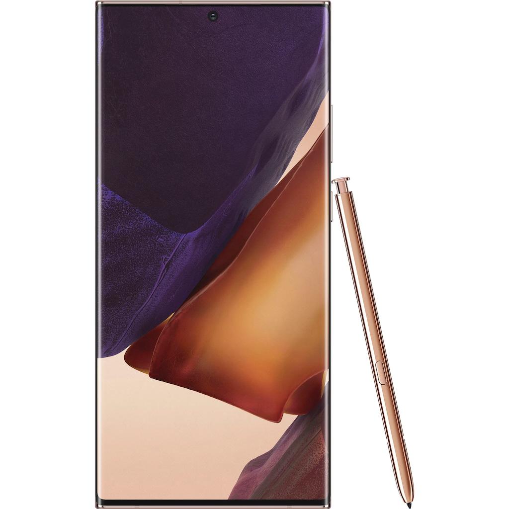 """Samsung Smartphone »Galaxy Note20 Ultra 5G«, (17,45 cm/6,9 """", 256 GB, 108 MP Kamera), 3 Jahre Garantie"""
