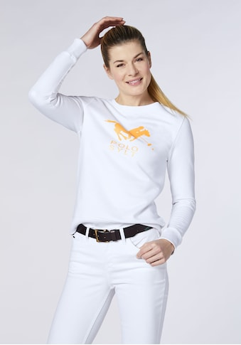 Polo Sylt Sweatshirt »Women, Sweatshirt, Regular Fit« kaufen