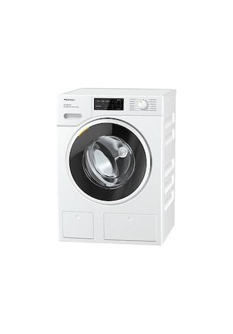 Miele Waschmaschine, WSI863 WCS PWash&Tdos W1, 9 kg, 1600 U/min kaufen