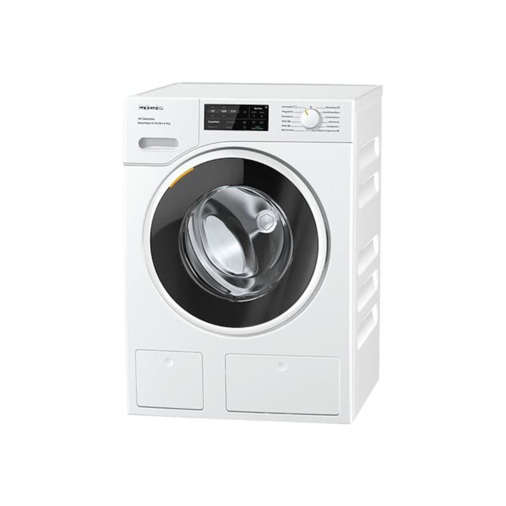 Miele Waschmaschine, WSI863 WCS PWash&Tdos W1, 9 kg, 1600 U/min