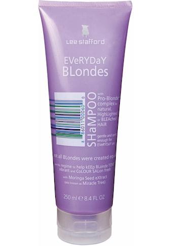 Lee Stafford Haarshampoo »EveryDay Blondes« kaufen