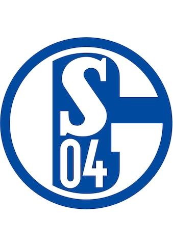 Wall-Art Wandtattoo »Schalke 04 Logo« kaufen