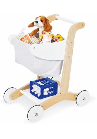 Pinolino® Spiel-Einkaufswagen »Erna«, aus Holz kaufen