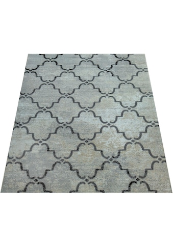 Teppich, »Artigo 411«, Paco Home, rechteckig, Höhe 11 mm, maschinell gewebt kaufen