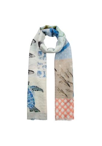 Codello XL - Schal aus Baumwolle und Leinen kaufen
