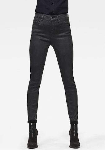 G-Star RAW Skinny-fit-Jeans »G-Star Shape Studs High Super Skinny Jeans«, Münztasche... kaufen