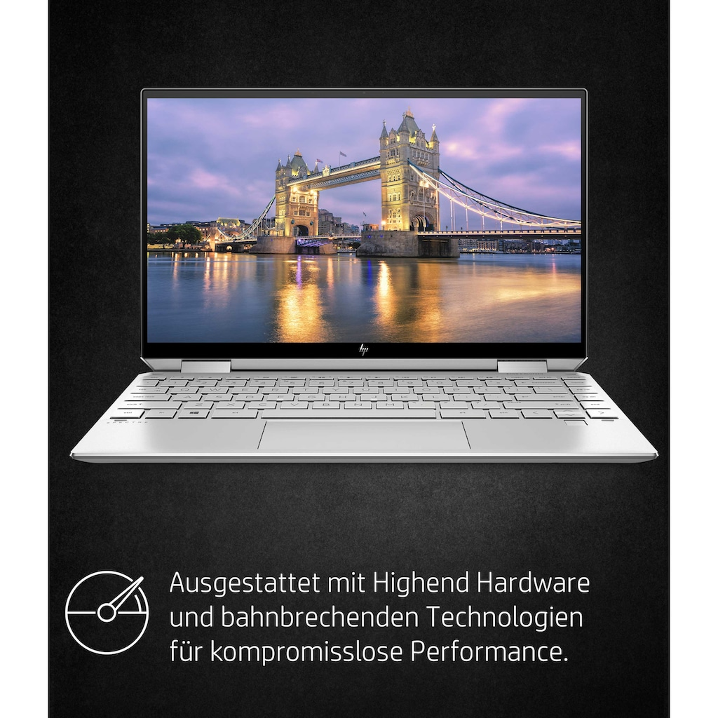 HP Notebook »Spectre x360 Convertible 13-aw003ng«, ( 1000 GB SSD)