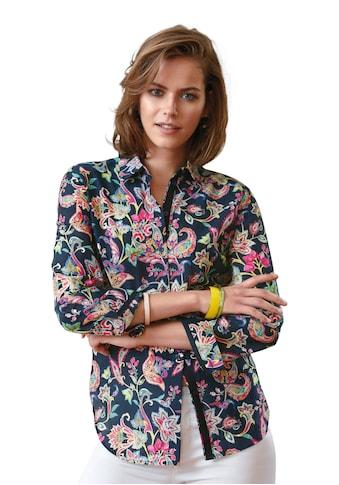 Looxent Hemdbluse »mit Hemdkragen« kaufen