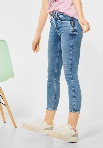 STREET ONE 7/8-Jeans, 5-Pockets Style kaufen