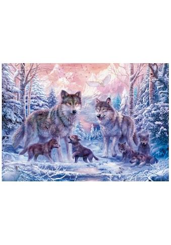 """Ravensburger Puzzle """"Arktische Wölfe"""" kaufen"""