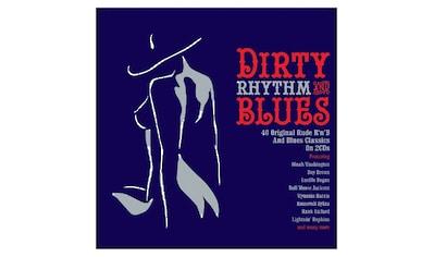 Musik-CD »Dirty Rhythm & Blues / Various« kaufen