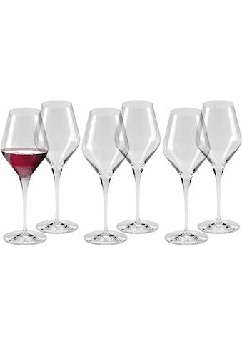 Alexander Herrmann Rotweinglas »CLASSIC Linie«, (Set, 6 tlg.), 6-teilig kaufen